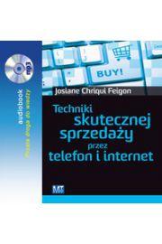 Techniki skutecznej sprzeda�y przez telefon i internet