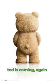 Ted 2 Nadchodzi - plakat