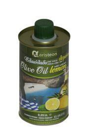 Oliwa z oliwek z dodatkiem cytryny 250ml