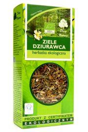 Herbatka Z Ziela Dziurawca Bio 50 G - Dary Natury