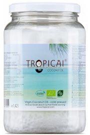 BIO Olej kokosowy Tropicai 1420 ml, nierafinowany