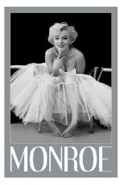 Marilyn Monroe Ballerina - plakat