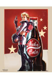 Fallout 4 Nuka Cola - plakat