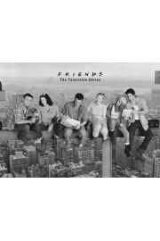Friends Przyjaciele Nowy Jork - plakat
