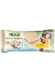 Wafelek Kokosowy Bio 15 G - Mogli