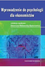 Wprowadzenie do psychologii dla ekonomist�w