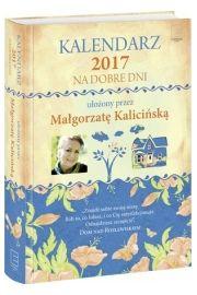 Kalendarz 2017 na dobre dni