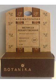 100% Naturalny olejek eteryczny Melisowy (Melisa Lekarska) 1,5ml BT BOTANIKA