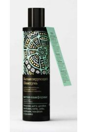 Naturalny Balansujący szampon do włosów-przeciwłupieżowy BT BOTANIKA