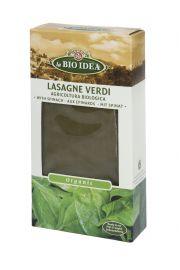 Makaron (Semolinowy Ze Szpinakiem) Lasagne Bio 250 G - La Bio Idea
