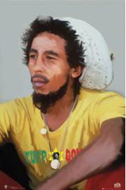Bob Marley Obraz - plakat