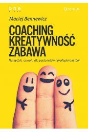 Coaching kreatywność zabawa