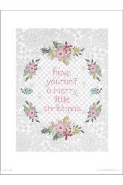 Christmas Little - art print