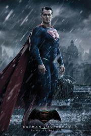 Batman v Superman �wit sprawiedliwo�ci. Superman. - plakat