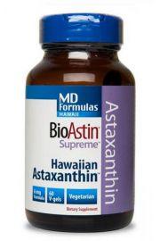 BioAstin supreme (60 kapsułek) Astaksantyna 6 mg - suplement diety