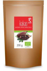 Kakao Sproszkowane O Obniżonej Zawartości Tłuszczu Bio 200 G - Bio Ameryka