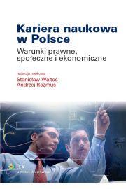 Kariera naukowa w Polsce