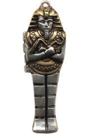 Medalion z mumią