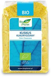 Kuskus Kukurydziany Bio 400 G - Bio Planet