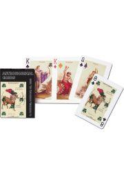 Karty do gry Piatnik 1 talia Karty astronomiczne