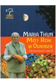 Mój rok w ogrodzie - Maria Thun