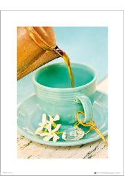 Tea Cup - art print