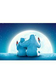 Coca Cola Misie Polarne w Pe�ni Ksi�yca - plakat