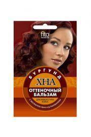 Odżywka koloryzująca do włosów HENNA - burgund FIT Fitocosmetic