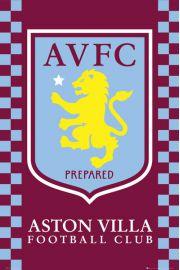 Aston Villa - God�o Klubu - plakat