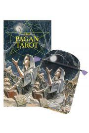 Zestaw Pagan Tarot + woreczek na karty