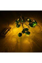 ańcuch ze światłami LED - Ananas