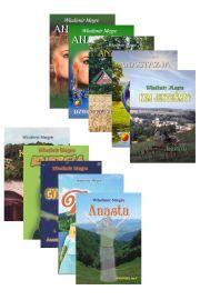 Anastazja, komplet 10 tomów