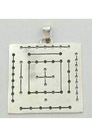 HO-TU wisior srebrny