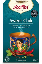 Herbata YOGI TEA Słodka z chili SWEET CHILI - ekspresowa