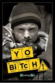 Breaking Bad Yo Bitch! - plakat