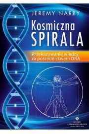 Kosmiczna spirala Przekazywanie wiedzy za pośrednictwem DNA