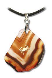 Amulet zodiakalny Rak