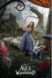 Alicja w Krainie Czar�w - Alicja - plakat