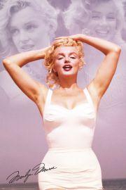 Marilyn Monroe Kolaż - plakat