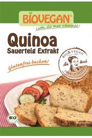 Zakwas Chlebowy Quinoa W Proszku Bezglutenowy Bio 20 G - Bio Vegan
