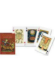 Karty do gry Piatnik 1 talia Zodiak