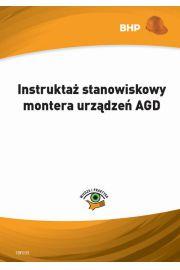 Instrukta� stanowiskowy montera urz�dze� AGD