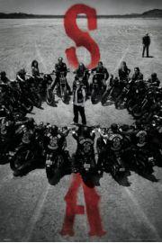 Synowie Anarchii - plakat