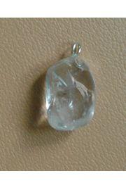 Kryształ górski - kamień z zawieszką