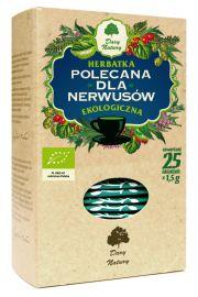 Herbatka Dla Nerwusów Bio (20 X 2 G) - Dary Natury