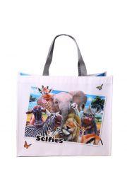 Torba na zakupy Howard Robinson - Zwierzęta Afryki