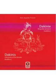 Dakinie, Biografie żeńskich buddów