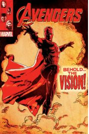 Avengers Czas Ultrona (Behold The Vision) - plakat