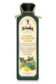 Balsam ziołowy przeciw wypadaniu 350 ml - Babcia Agafia