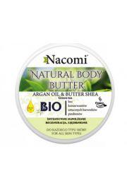 Balsam z Masłem Shea, zieloną herbatą i olejkiem arganowym NACOMI